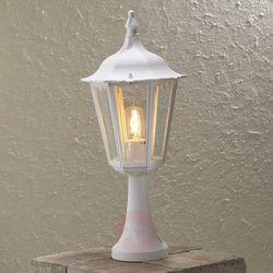 Konstsmide Firenze lampa słupek Biały, 1-punktowy - Klasyczny - Obszar zewnętrzny - Firenze - Czas dostawy: od 8-12 dni roboczych (7318307214253)