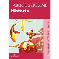 Tablice szkolne Historia, Adamantan