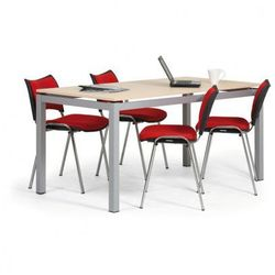 Stół konferencyjny, blat 1820x620 mm, czereśnia marki B2b partner