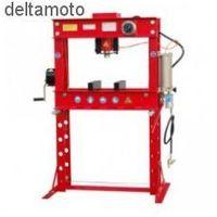 07. Prasa warsztatowa hydrauliczno pneumatyczna ręczna 45 ton