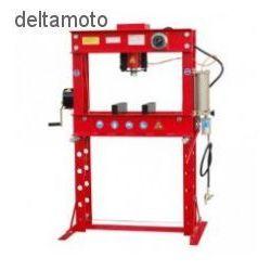 07. prasa warsztatowa hydrauliczno pneumatyczna ręczna 45 ton od producenta Mammuth