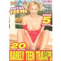 BARLEY TEEN TRAMPS 5 DVD PACK