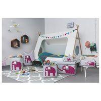 LAESSIG Kosz na pranie/zabawki - Słoń - produkt z kategorii- Pojemniki na zabawki