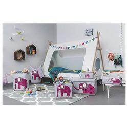 kosz na pranie/zabawki - słoń marki Laessig