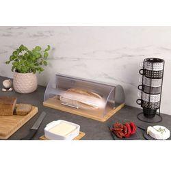 Bambusowy chlebak, pojemnik na pieczywo, 37x27x15 cm marki Secret de gourmet