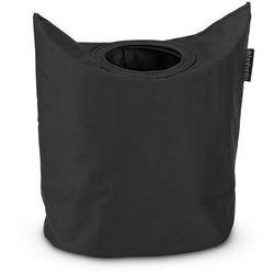 Brabantia - LaudryToGo - torba na bieliznę Oval - czarna, 101601