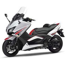 Zestaw naklejek PUIG do Yamaha T-Max 530 15-16 (czarne 8153) z kategorii Pozostałe akcesoria motocyklowe