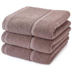 Ręcznik Aquanova Adagio taupe