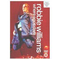 Robbie Williams - WHERE EGOS DARE (PAL VERSION) - Zostań stałym klientem i kupuj jeszcze taniej