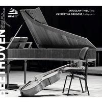 Beethoven: Sonaty op. 5 (CD) - Jarosław Thiel (5902176502256)