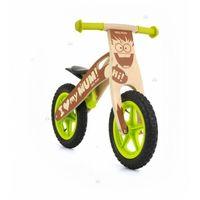 Milly-mally Rowerek biegowy drewniany king 2015 boy #b1