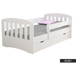 Selsey łóżeczko dziecięce pamma białe (5900000076781)