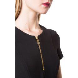 Versace  sukienka czarny xxs, kategoria: sukienki dla dzieci