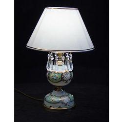 Lampka nocna z kryształkami Spectra Swarovski, S 503/1/35