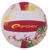 Piłka siatkowa  eos czerwono-żółty (rozmiar 5) marki Spokey