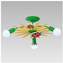 28033 - lampa dziecięca quett 3xe27/40w/230v wyprodukowany przez Luxera