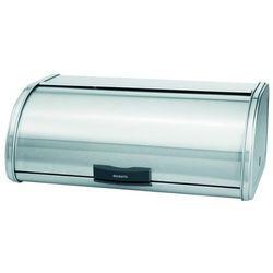 - chlebak automatyczny 'touch bin®' - stal matowa, marki Brabantia