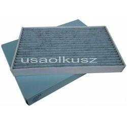 Filtr kabinowy przeciwpyłkowy cadillac xlr 2004-2009 wyprodukowany przez Blue print