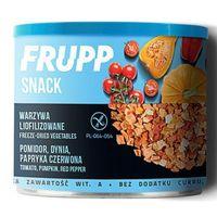 Celiko Frupp snack warzywa liofilizowane pomidor, dynia, papryka 30g (5900038003354)