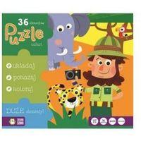 Puzzle 36 Safari - SZYBKA WYSYŁKA (od 49 zł gratis!) / ODBIÓR: ŁOMIANKI k. Warszawy