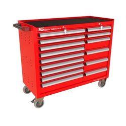 Wózek warsztatowy TRUCK z 15 szufladami PT-211-14 (5904054408889)