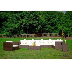 Bello giardino Zestaw mebli ogrodowych magnifico, kategoria: zestawy ogrodowe