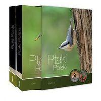 Pakiet: Ptaki Polski. Tom 1-2 (+2CD AUDIO) (656 str.)