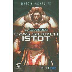 Gamedec Czas silnych istot Księga 2, pozycja wydana w roku: 2012