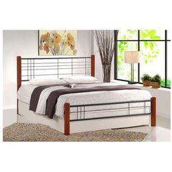 Łóżko drewniane verona 160x200 marki Producent: elior