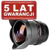 8 mm f/3.5 cs ii fish-eye sony - produkt w magazynie - szybka wysyłka! marki Samyang