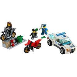 Lego City Superszybki pościg 60042 z kategorii: klocki dla dzieci