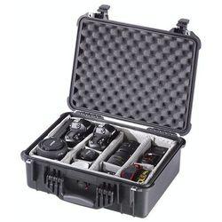 Walizka ochronna na rolkach,poj. 65,9 l, dł. x szer. x wys. 624 x 490 x 303 mm