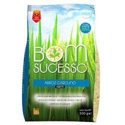 Bom sucesso Portugalski ryż, odmiana carolino 0,5 kg