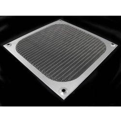 AAB Cooling Aluminiowy Filtr/Grill 140 Srebrny - Srebrny