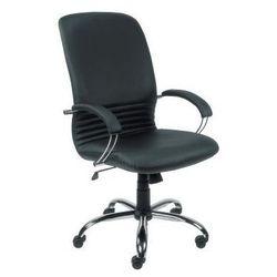 Nowy styl Fotel gabinetowy mirage steel