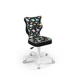Krzesło dziecięce na wzrost 133-159cm Petit biały ST30 rozmiar 4, AA-A-4-A-A-ST30-A