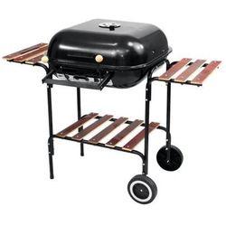 Grill ogrodowy hamburger a-sk21 skorzystaj z kodu rabatowego! marki Saska garden