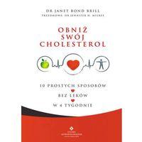Obniż swój cholesterol (9788373775923)