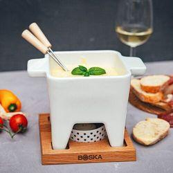 Boska Zestaw do tapas fondue bianco 600 ml (bo-853544) (8713638049618)
