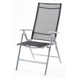 Riwall regulowane krzesło aluminiowe raul