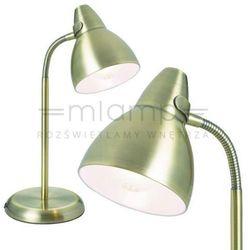 Biurkowa lampa stołowa parga 408847 metalowa lampka industrialna patyna marki Markslojd