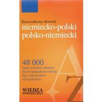 Kieszonkowy Słownik Niemiecko/Polsko/Niemiecki NE