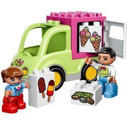 Lego Duplo FURGONETKA LODZIARZA 10586 z kategorii: klocki dla dzieci