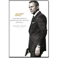 007 Daniel Craig. Kolekcja (3DVD)