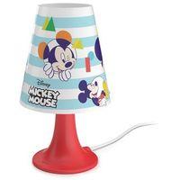 Philips  71795/30/16 - lampa stołowa dla dzieci disney mickey mouse led/2,3w/230v (8718696130421)