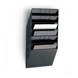 Pojemniki na dokumenty A4 FLEXIBOXX 6 szt. kolor czarny 17097850 60 (7318089785064)