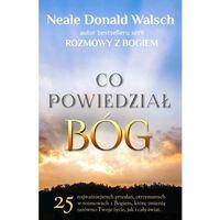 Co powiedział Bóg - Walsch Neale Donald (9788391638255)