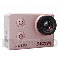 SJCAM SJ7 Star (różowy złoty) z kategorii kamery sportowe
