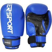 Rękawice bokserskie AXER SPORT A1324 Niebieski (14 oz)