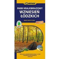 Park Krajobrazowy Wzniesień Łódzkich. Mapa turystyczna w skali 1:30 000, oprawa broszurowa